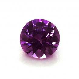 Natural Heated Purple Sapphire 0.88 carats