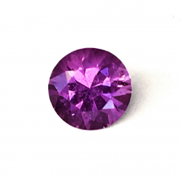 Natural Heated Purple Sapphire 0.99 carats