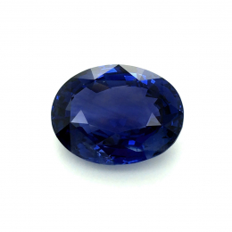 Exceptional Sri Lankan Heated Blue Sapphire 16.95 carats