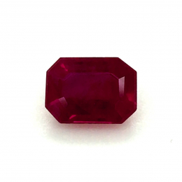 Natural Heated Burma Ruby 1.01 carats with GIA Report