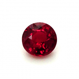 Natural Heated Mozambique Ruby 1.02 carats with GIA Report