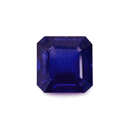 Natural Heated Blue Sapphire 1.04 carats with GIA Report