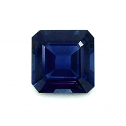 Natural Heated Blue Sapphire 1.30 carats with GIA Report
