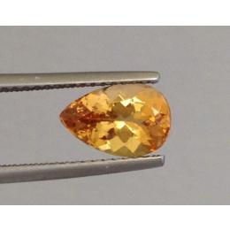 Natural Imperial Topaz 1.82 carats