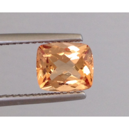 Natural Imperial Topaz 1.52 carats