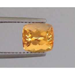 Natural Imperial Topaz 2.38 carats