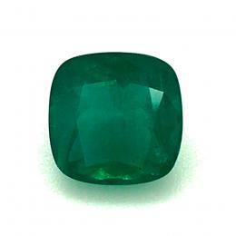 Natural Emerald 4.12 carats / No Clarity Enhancement / No Oil