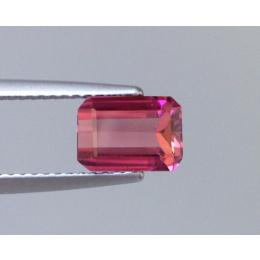 Natural Pink Tourmaline 1.62 carats