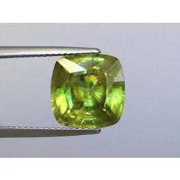Natural Sphene 5.90 carats