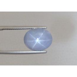 Natural Gray Star Sapphire 9.76 carats