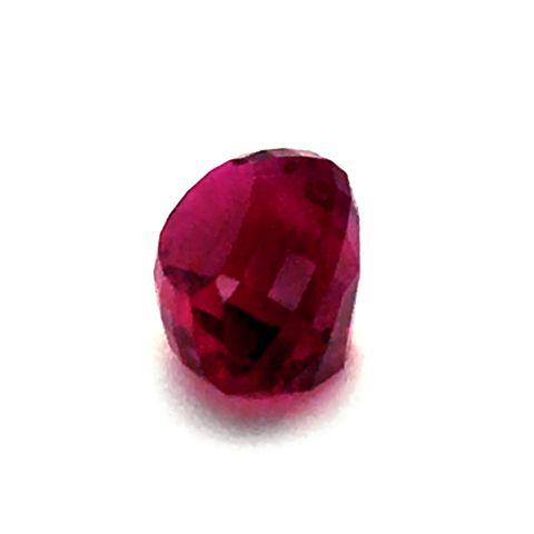 Natural Red Beryl 0.82 carats