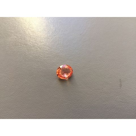 Padparadscha Sapphire 4.03cts GIA Certified