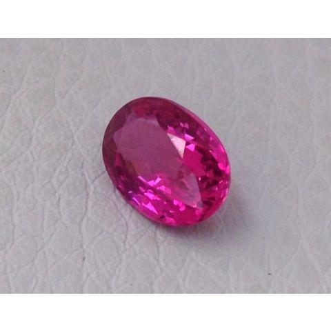 Natural Unheated Pink Sapphire 1.63 carats