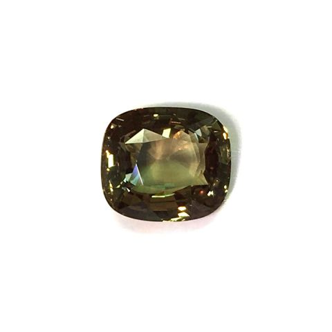 Natural Alexandrite 5.10 carats with GIA Report