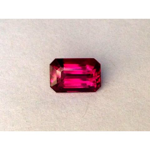 Natural Heated Ruby 2.22 carats with GIA Report
