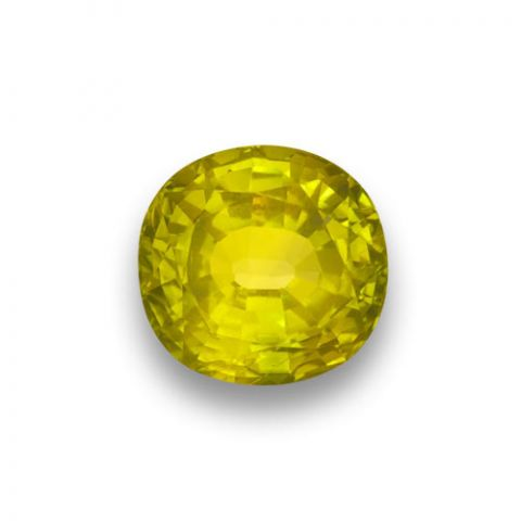 Green Sapphire 11.73cts