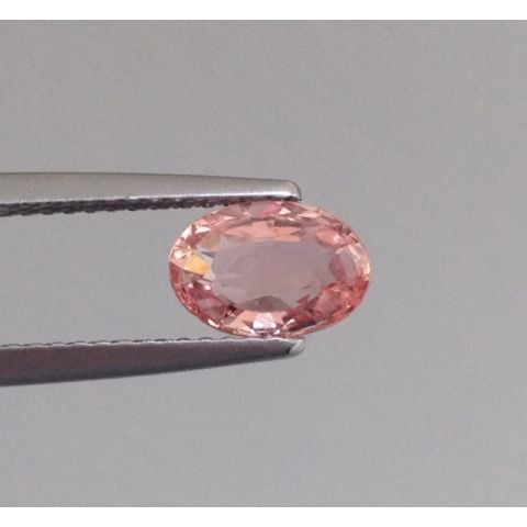 Padparadscha Sapphire 1.19 cts Unheated GRS Certified - sold