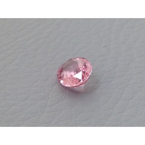 Padparadscha Sapphire 1.65 cts Unheated GRS Certified - sold