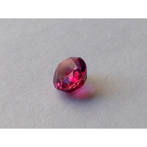Natural Unheated Ruby 1.41 carats with GIT Report