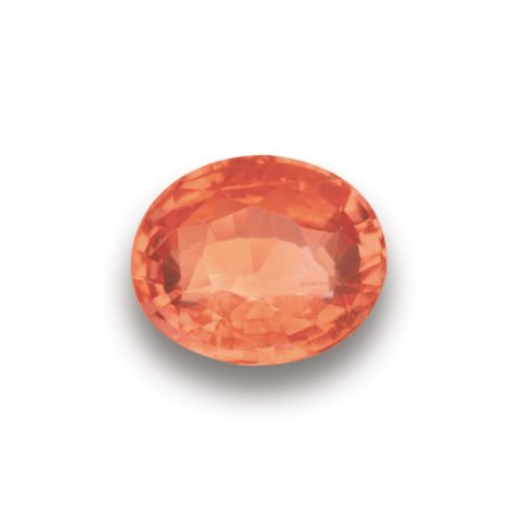 Padparadscha 3.07cts GIA Certified - sold
