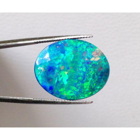 Black Boulder Opal 12.91 carats