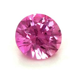 Natural Heated Pink Sapphire 0.96 carats