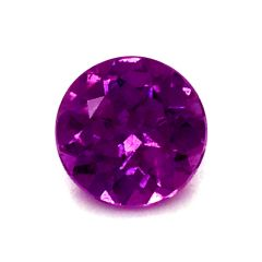Natural Unheated Purple Sapphire 1.60 carats