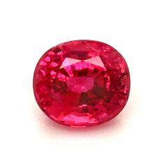 Natural Neon Tanzanian Mahenge Spinel 1.79 carats