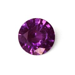 Natural Unheated Purple Sapphire 2.18 carats