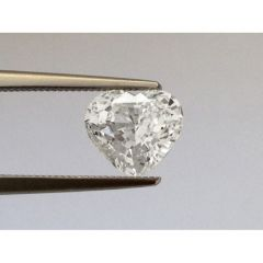 Natural Unheated White Sapphire 2.22 carats