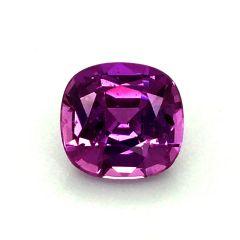 Natural Unheated Purple Sapphire 2.23 carats