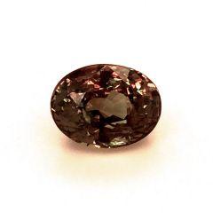 Natural Alexandrite 2.25 carats with GIA Report