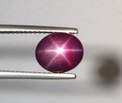 Natural Heated Star Ruby 3.88 carats