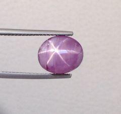 Natural Heated Star Ruby 6.40 carats