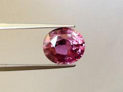 Natural Unheated Purple Sapphire 6.13 carats