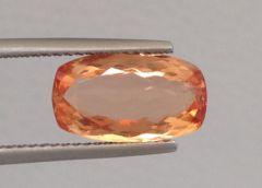Natural Imperial Topaz 3.57 carats