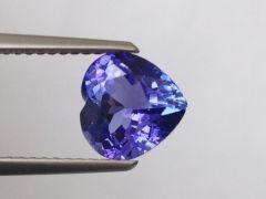 Natural Tanzanite 2.04 carats