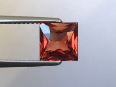 Natural Unheated Brownish Orangy Pink Sapphire 2.13 carats