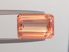 Natural Imperial Topaz 6.92 carats