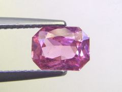 Natural Heated Pink Sapphire 1.62 carats