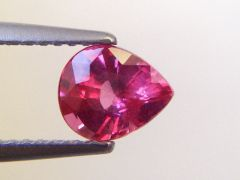 Natural Heated Pink Sapphire 1.08 carats