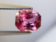 Natural Heated Pink Sapphire 1.65 carats