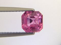 Natural Heated Pink Sapphire 1.58 carats