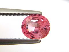 Natural Heated Pink Sapphire 0.90 carats