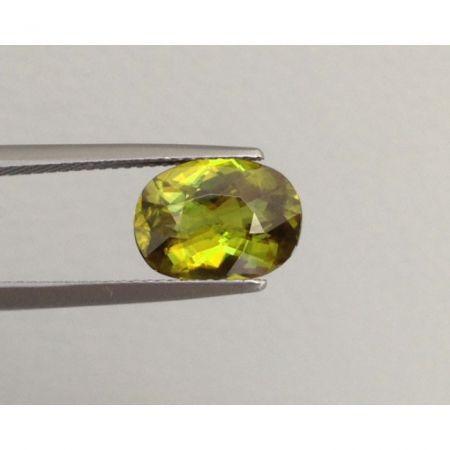 Natural Sphene 3.13 carats