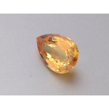 Natural Imperial Topaz 9.04 carats