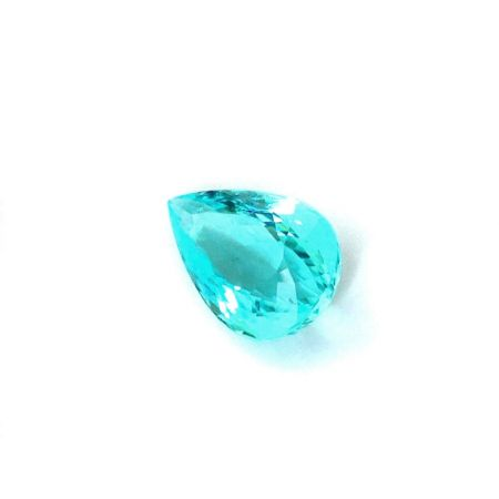 Extremely Rare Almost Flawless Natural Mozambique Paraiba Tourmaline 9.37 carats with GIA Report