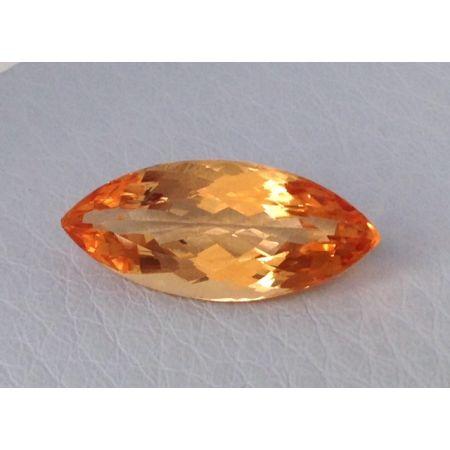 Natural Imperial Topaz 3.84 carats