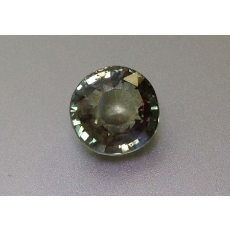 Natural Alexandrite with excellent color change round shape 2.97 carats with GIA Report / video