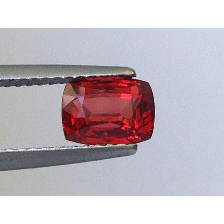 Natural Neon Tanzanian Spinel 1.20 carats